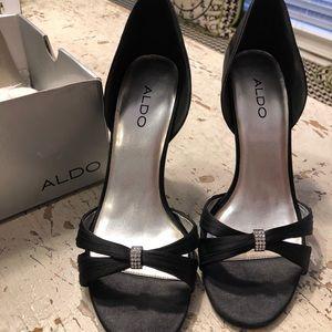 Women's Aldo Black Heels